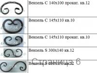 Кованые элементы_13